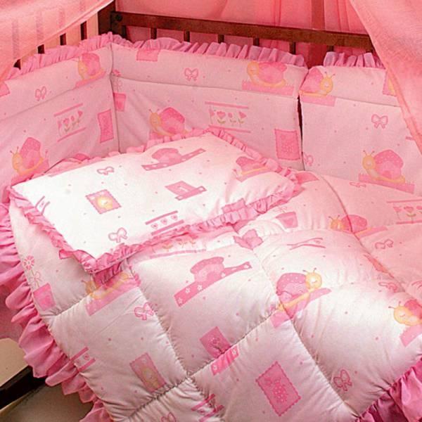 Сшить постельный комплект в детскую кроватку